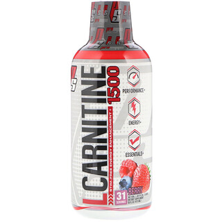 ProSupps, L-Carnitine 1500、Berry、16 fl oz (473 ml)