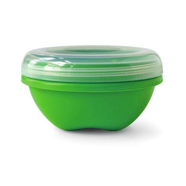 Preserve, 小食品寄存容器,綠色,19盎司
