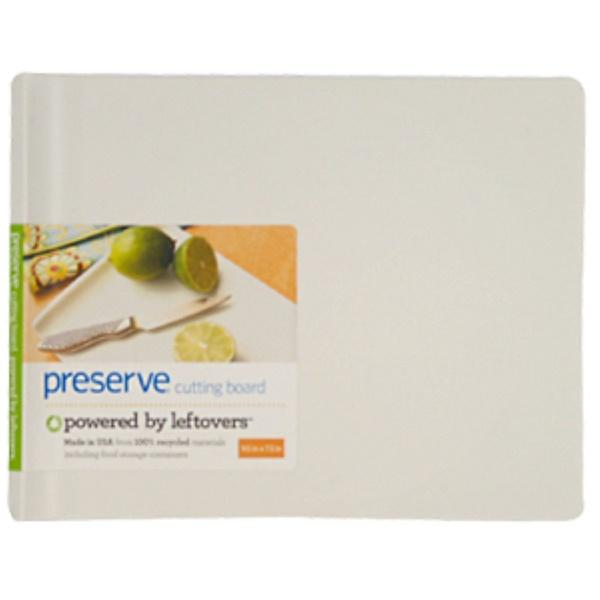 Preserve, Разделочная доска, мелкая, белая  (Discontinued Item)