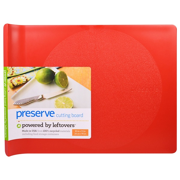 Preserve, Разделочная доска, малая, красная (Discontinued Item)