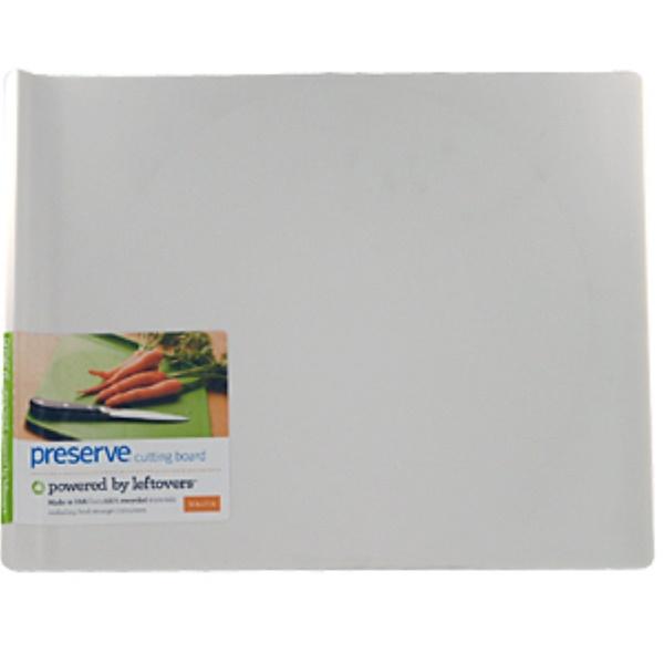 Preserve, Cutting Board, Large, White (Discontinued Item)
