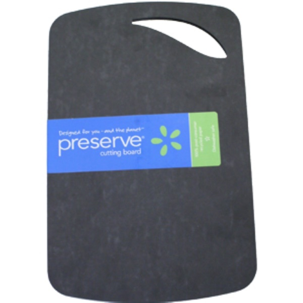 Preserve, Cutting Board, Large, Black/Grey (Discontinued Item)