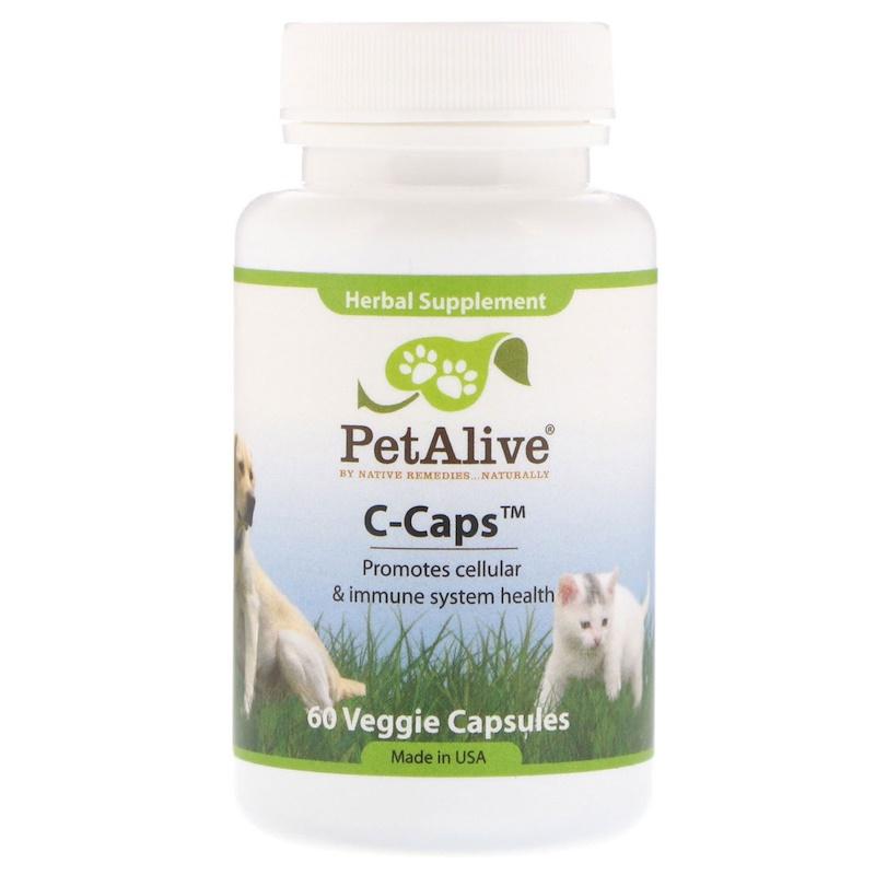 C-Caps, 60 Veggie Capsules
