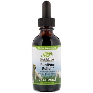 PetAlive, RuniPoo Relief, 2 fl oz (59 ml)