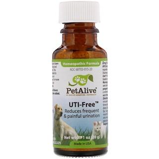 PetAlive, UTI-Free, 0.71 oz (20 g)