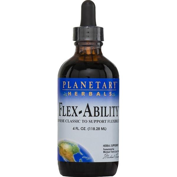 Planetary Herbals, Flex-Ability, 4 fl oz (118.28 ml) (Discontinued Item)