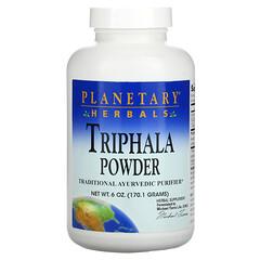 Planetary Herbals, Triphala Powder, 6 oz (170.1 g)