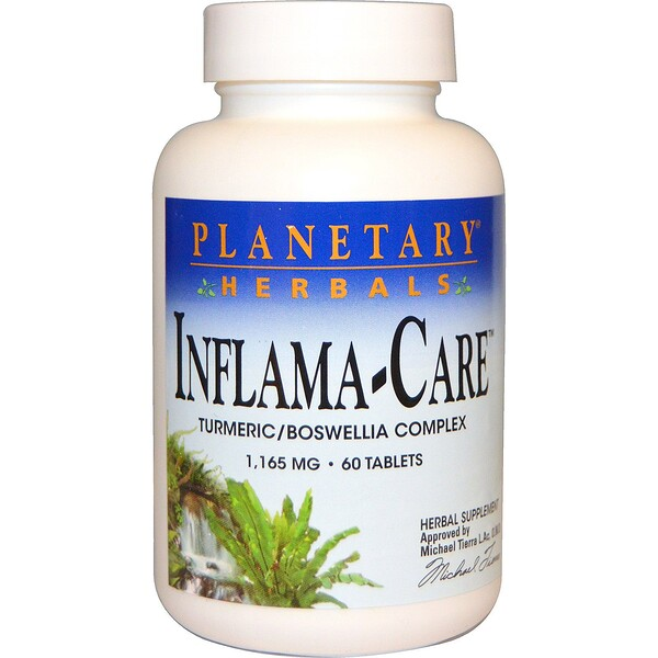 Inflama-Care, 1,165 mg, 60 Tablets