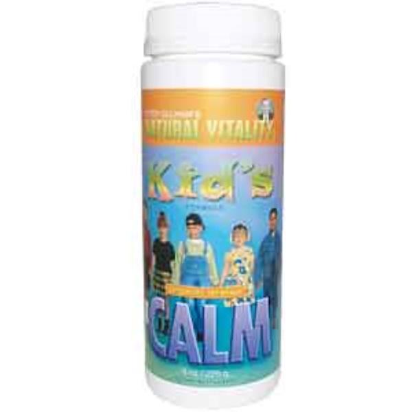 Natural Vitality, Kid's Formula, Calm, Organic Orange, 8 oz (226 g) (Discontinued Item)