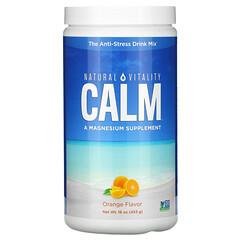 Natural Vitality, CALM,抗壓混合飲品,柑橘,16 盎司(453 克)