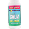 Natural Vitality, Natural Calm Plus Calcium, Raspberry-Lemon Flavor, 16 oz (454 g)