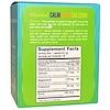 Natural Vitality, 내츄럴 캄 플러스 칼슘, 라즈베리-레몬 맛, 30개입, 각 0.15 온스 (4.2g) (Discontinued Item)