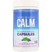 Calm, Magnesium Glycinate Capsules, 180 Vegetarian Capsules - изображение