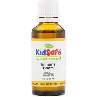 Plant Therapy, KidSafe, 100% Pure Essential Oils, Immune Boom, 1 fl oz (30 ml)
