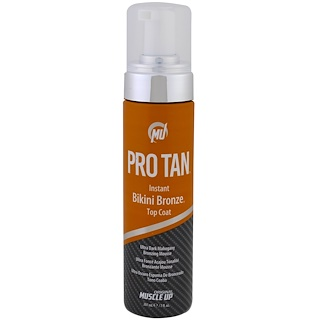 Pro Tan USA, Instant Bikini Bronze, Top Coat, with Applicator , 7 fl oz (207 ml)