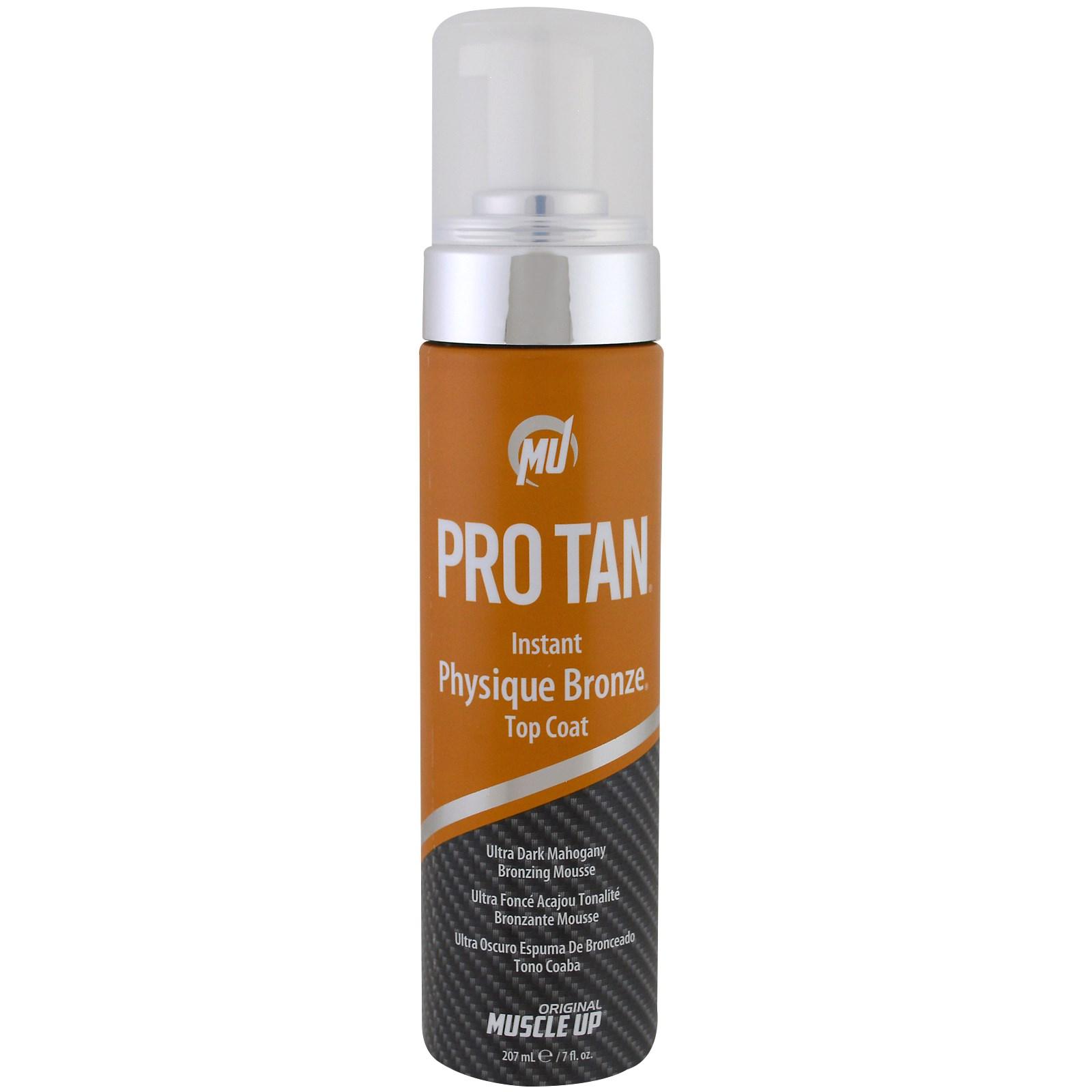 Pro Tan USA, Мгновенный бронзовый загар, лучшее покрытие, с аппликатором, 7 ж. унц. (207 мл)