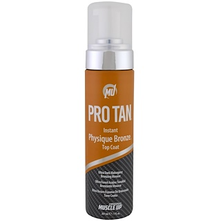Pro Tan USA, Instant Physique Bronze, Top Coat, with Applicator, 7 fl oz (207 ml)