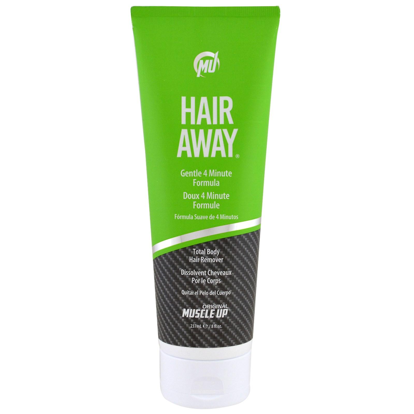Pro Tan USA, Удаление волос, средство для удаления волос со всего тела, шаг1, 8 унций (237 мл)