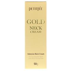 Petitfee, Золотой крем для шеи, 50 г