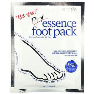 Petitfee, Dry Essence Foot Pack,  1 Pair