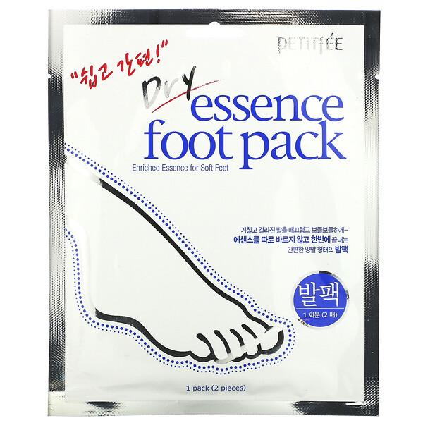 Dry Essence Foot Pack,  1 Pair