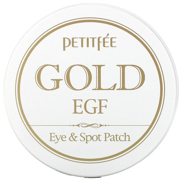Gold & EGF, Eye & Spot Patch, 60 Eyes/30 Spot Patches