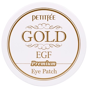 Петитфее, Gold EGF, Hydro Gel Eye Patch, 60 Patches отзывы покупателей