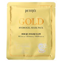 Petitfee, 金水凝膠美容面膜裝,5 片