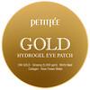 Petitfee, гидрогелевые патчи для глаз с золотом, 60шт.