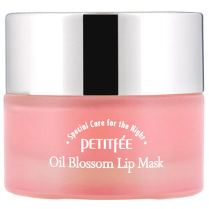 Петитфее, Oil Blossom Lip Mask, Camelia Seed Oil, 15 g отзывы