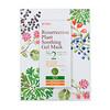 Petitfee, 復活植物舒緩凝膠美容面膜,10 片,每片 30 克
