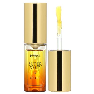 Купить Petitfee Super Seed Lip Oil, 0.1 oz (3 g)