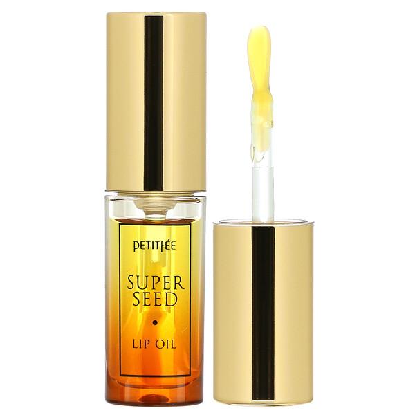 Super Seed Lip Oil, 0.1 oz (3 g)