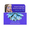 Petitfee, Agave Cooling, Hydrogel Eye Mask, 60 Pieces