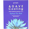 Petitfee, Agave Cooling, Hydrogel Face Mask, 5 Pack, 1.12 oz (32 g) Each