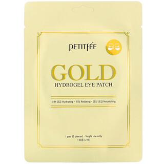 Petitfee, 金,凝膠眼膜,1 對