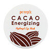 Petitfee, Cacao Energizing Hydrogel Eye Mask, 30 Pairs/60 Pieces, 84 g