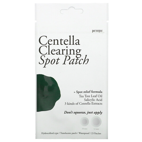 Centella Clearing Spot Patch, 23 Patches