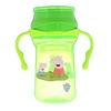 Playtex Baby, Чашка-поильник 360°, Без носика, Свинка Пеппа, Возраст от 9 месяцев и старше, 10 унц. (296 мл)