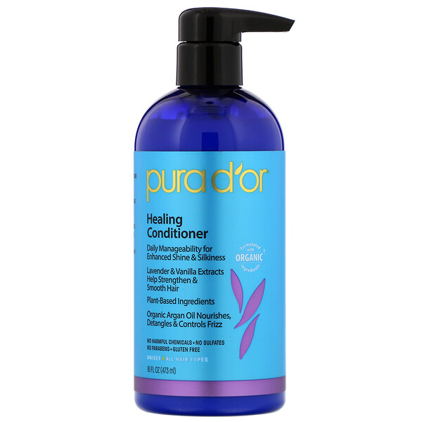 Healing Conditioner, 16 fl oz (473 ml)
