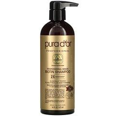 Pura D'or, 專業級生物維生素護髮素,16 液量盎司(473 毫升)