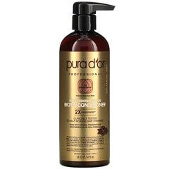 Pura D'or, 專業級生物維生素護髮素,16 盎司(473 毫升)