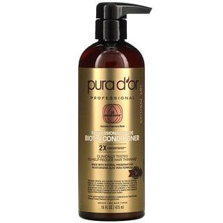 Pura D'or, بلسم بيوتين بدرجة احترافية، 16 أونصة سائلة (473 مل)