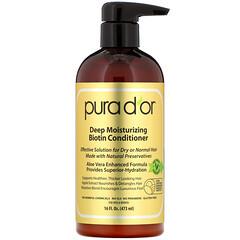 Pura D'or, 深層滋養生物維生素護髮素,16 盎司(473 毫升)