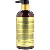 Pura D'or, Champú engrosador para cabello fino, 16ozfl (473 ml)