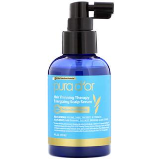 Pura D'or, Hair Thinning Therapy Energizing Scalp Serum, 4 fl oz (120 ml)