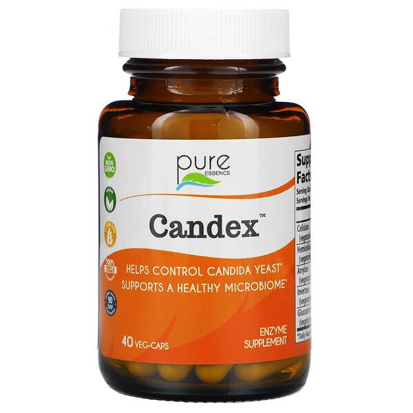 Candex, 40 Veg-Caps