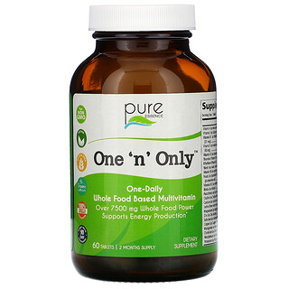 Pure Essence, One 'n' Only, 60 Tablets