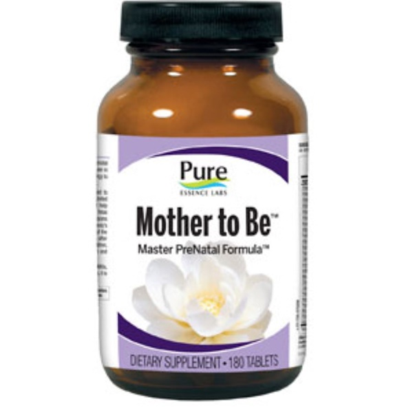 Pure Essence, Mother to Be, Master PreNatal Formula, 180 Tablets (Discontinued Item)