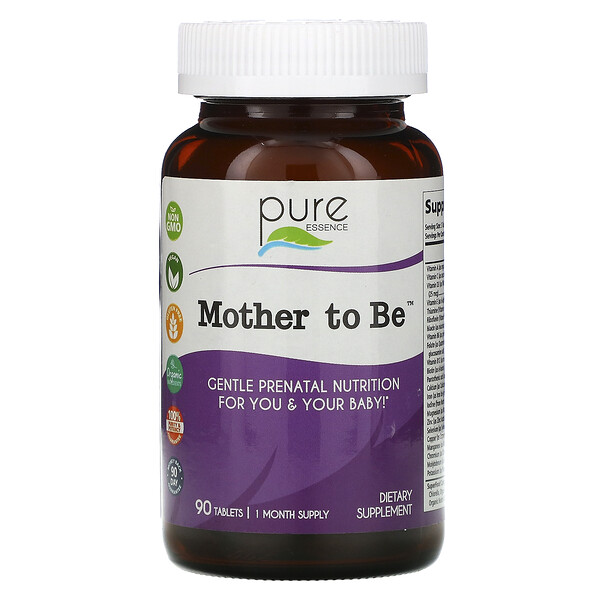 Mother To Be, 90 Tablets
